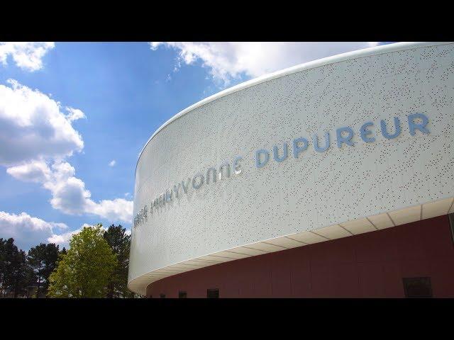 Salle Maryvonne Dupureur - Film Inaugural