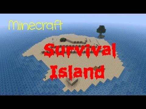 Minecraft - Survival Island Part 2: Homey Touches