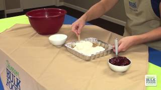 Baking Made Easy- Cherry Delight