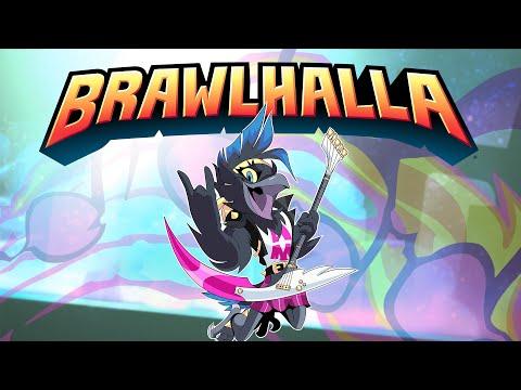Brawlhalla: New Legend Munin Launch Trailer