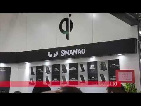 shenzhen smacat electronic technology at HongKong Global source Mobile electronic show