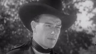 West of the Divide (1934) - Full Length John Wayne Western Movie