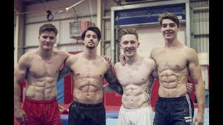 INSANE GYMNASTICS TRAINING WITH NILE WILSON!!!!! [The UK trip EP.04]