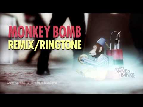 Monkey Bomb Remix Ringtone (FREE Download link)