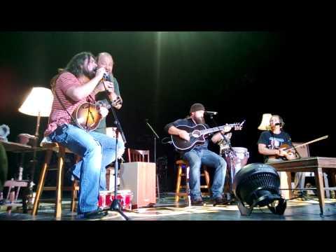 Zac Brown Band  Seven Bridges Road Eagles