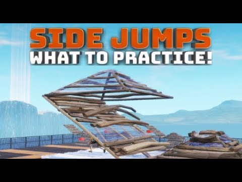 How to do the Side Jumps / Come fare i Side Jumps ...