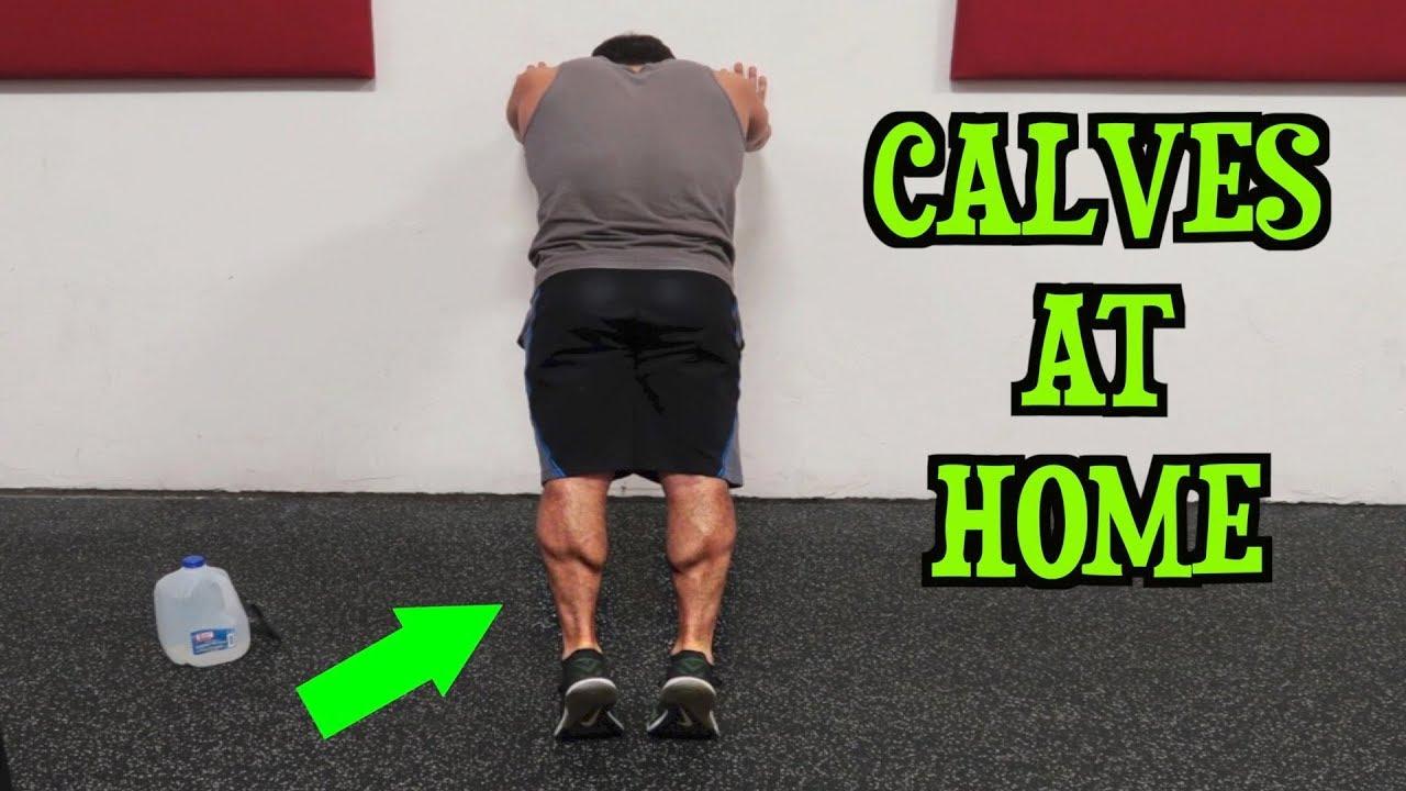 Intense Tabata At Home Calf Workout Hiit