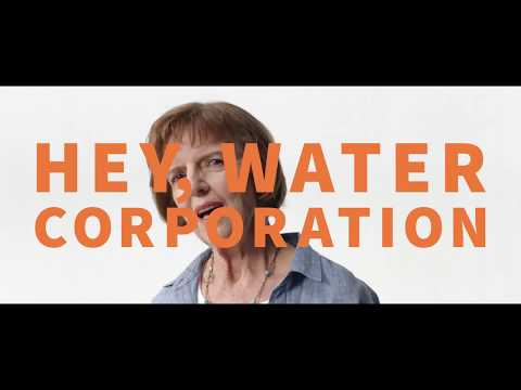 Water Corporation - Water Education: Bore