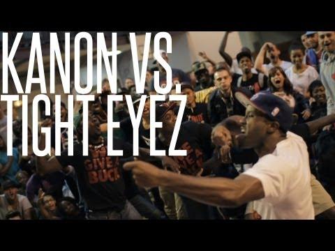 Kanon Vs Tight Eyez