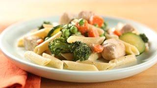 Creamy Chicken & Pasta