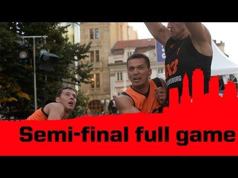 St Petersburg (RUS) v Bucharest (ROU) - Semi-Final Full Game - Prague Masters