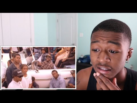 EAZY-E - REAL MUTHAPHUCKKIN G'S (DIRTY) | REACTION