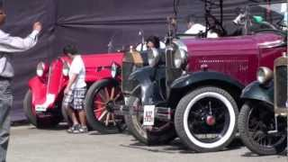 Vintage and Classic Car Club of India March 2012