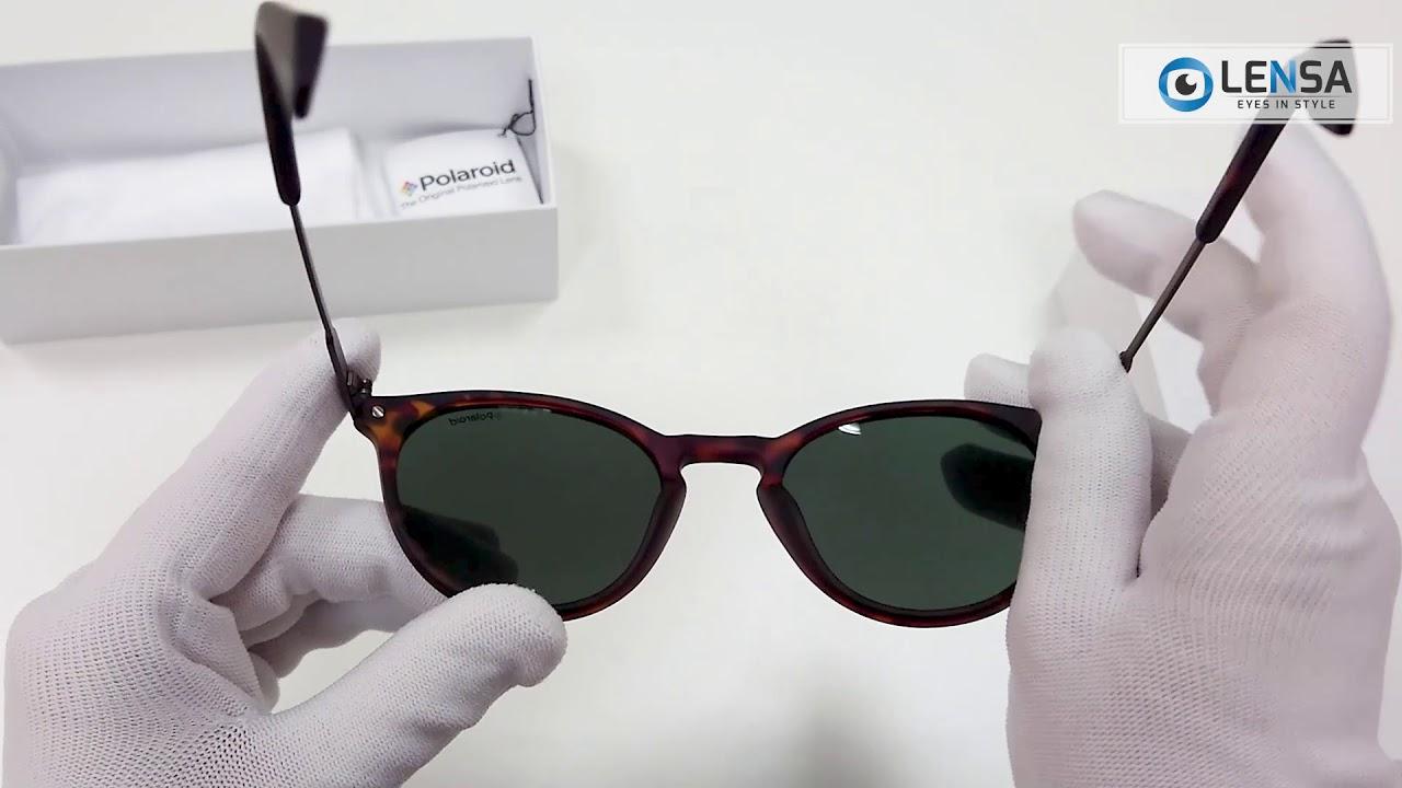 5c405eda247 Unboxing ochelari de soare barbati POLAROID PLD 2062 S N9P UC – LENSA.RO