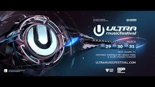 Ultra Music Festival 2019 Wristband Unboxing!