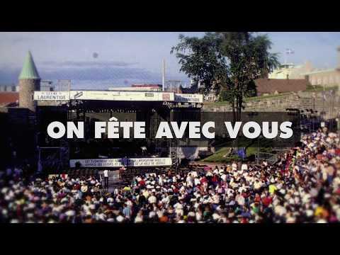Le Gouvernement du Québec fier partenaire du FEQ depuis 50 ans