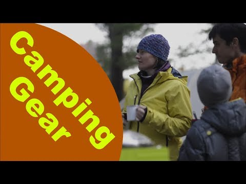 Great Camping And Outdoor Adventure Gear