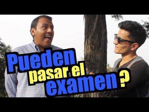 EXAMEN UNAM vs ASPIRANTES