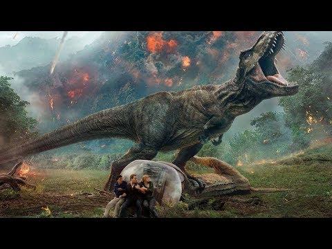 Quickie: Jurassic World: Fallen Kingdom