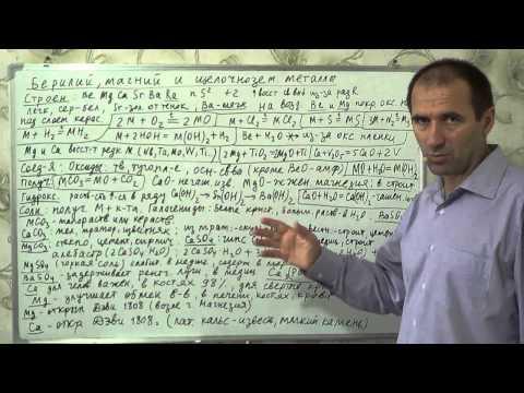 Видеоуроки по химии 9 класс вурдиханов