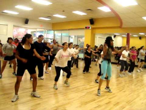 24 hr fitness Imperial Zumba