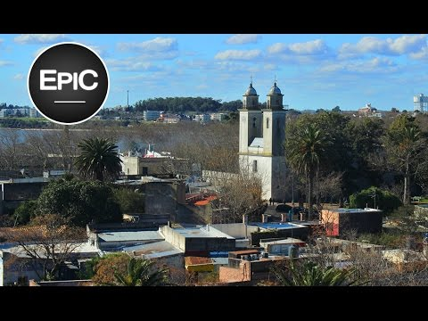 Quick City Overview: Colonia del Sacramento, Uruguay (HD)