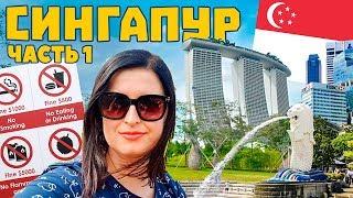 Сингапур. Цены шок. Транспорт, жилье, зоопарк, стрижка