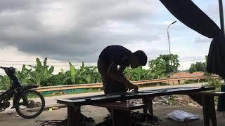 Vlog #10 - Hướng dẫn cách tháo ráp cửa, dùng cho những người cần sửa cửa