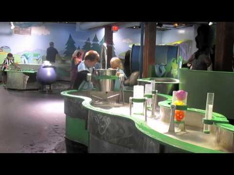 brooks family vaca trip to boston children museum
