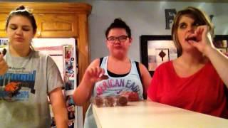 Episode 33 - (8/30/15) - Weekly Food Review -keebler Jif Fudge, Peanut Butter, & Crunchy Nut Cookies