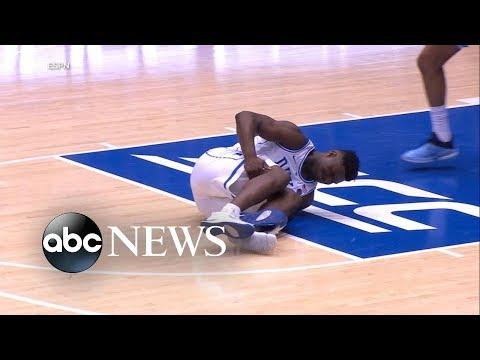 Nike investigates Duke star's broken shoe