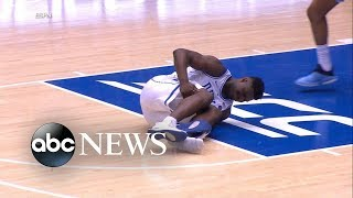 Nike investigates Duke star's broken shoe