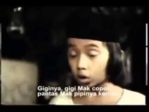 Mak Inem Tukang Latah   Adi Bing Slamet   w  Lirik   OST Anak Emas