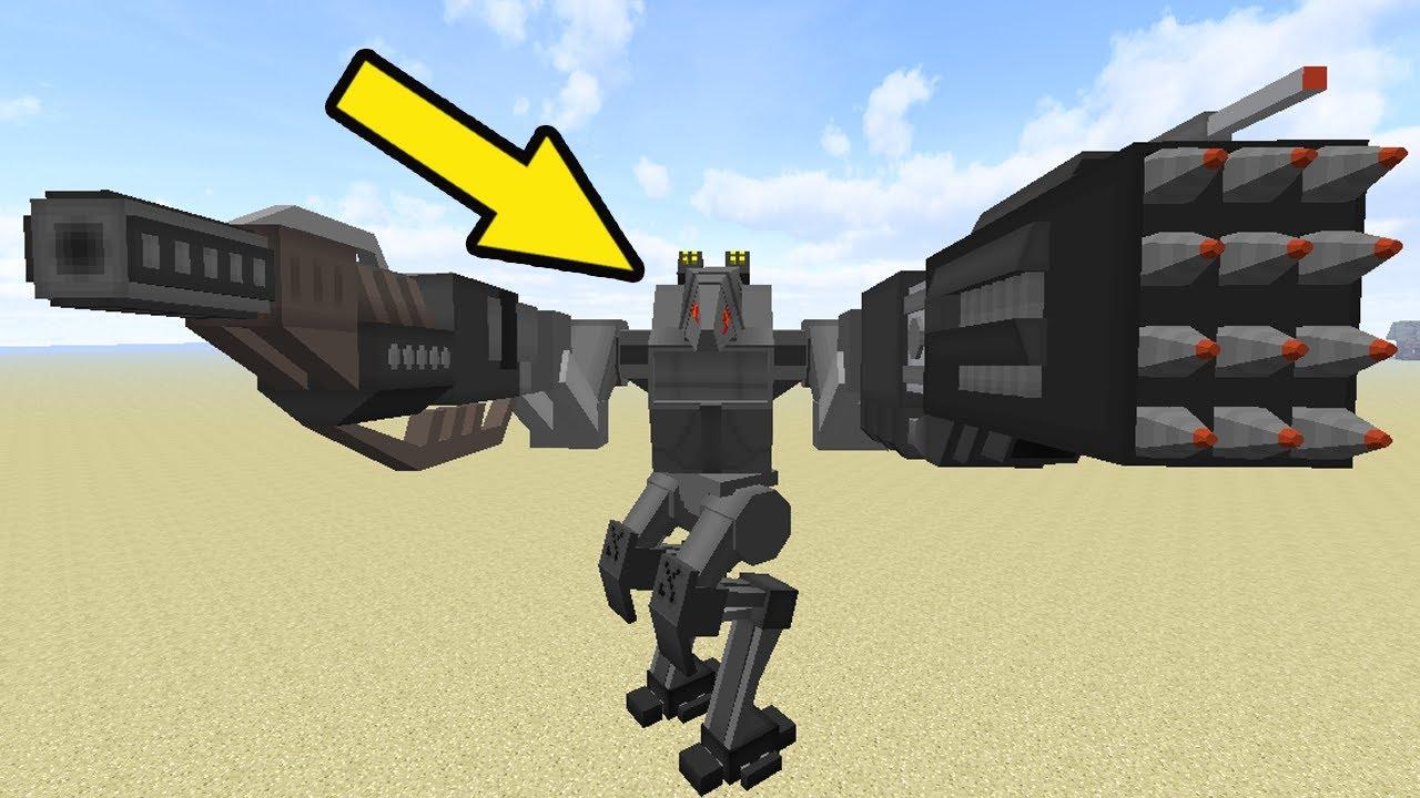 мод на роботов в майнкрафт 1.7.10 #2