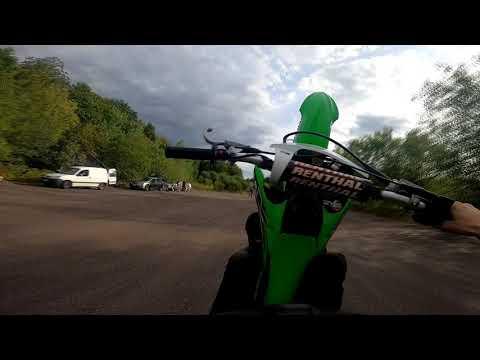 Download 85 KX 2019 CROSS BITUME / bavette / wheeling