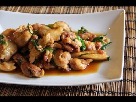 Chicken Teriyaki Recipe - Japanese Cooking 101