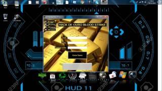Hack De Ouro Pra Blood Strike-2017 FUNCIONANDO!!!!