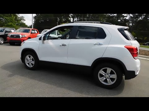 2019 Chevrolet Trax Durham Chapel Hill Raleigh Cary Apex Nc