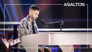 Aitor Martín - Cómo mirarte | Assaults | The Voice Of Spain 2019 YouTube Videos