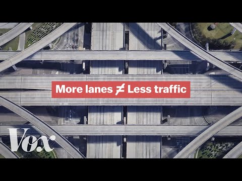 How highways make traffic worse