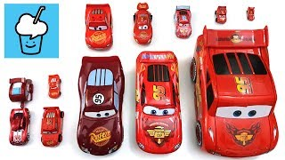 Lightning Mcqueen cars toy collection with lego duplo tomica トミカ