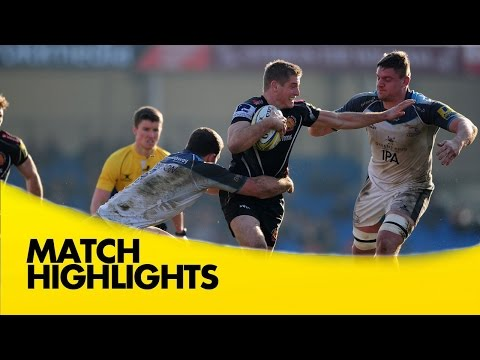 Exeter Chiefs V Northampton Saints - Aviva Premiership 2015/16