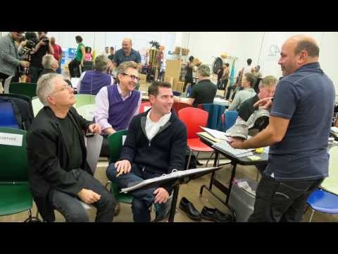 ALADDIN on Broadway - The Making of a Broadway Musical