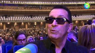 """Премьера шоу """"Я"""" Филиппа Киркорова. Алла Пугачева и Максим Галкин поздравили певца."""