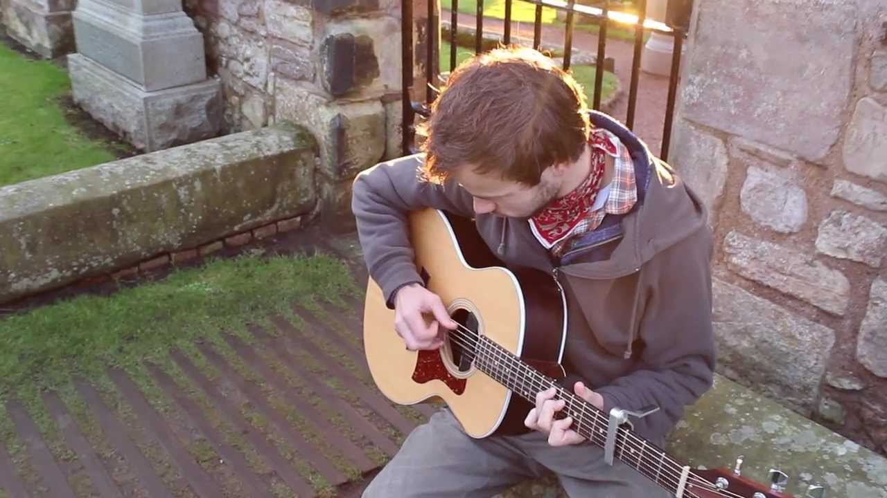 Josh Fuchs - the St Andrews Sessions - YouTube