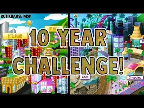 MSP - 10 Year Challenge!