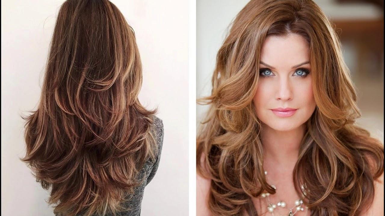 Styling Long Layered Hair: Каскад описание стрижки, популярная стрижка на длинные