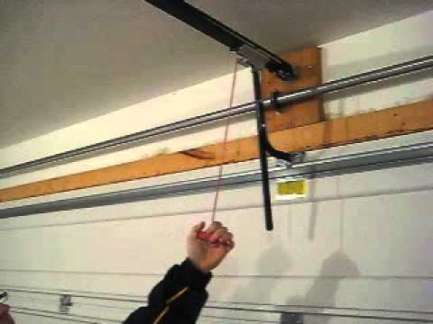 Realty Executives How To: Manually Operate Garage Door