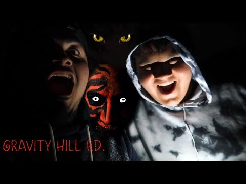 GRAVITY HILL!!! (PARANORMAL ACTIVITY) (DEVORE, CA)