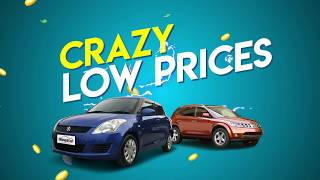 An Extra $500 Off at 2 Cheap Cars New Lynn this Thursday only!
